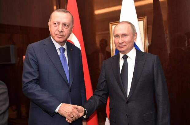 От Сирии до Карабаха: Почему Путин терпит все выходки Эрдогана