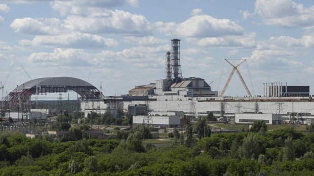 Украина опровергла данные о возобновлении цепной реакции на АЭС в Чернобыле