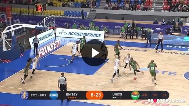 Enisey vs. UNICS Condensed Game April, 22 | Season 2020-21