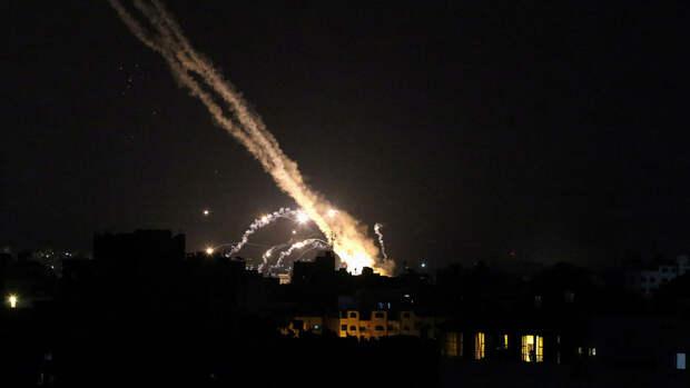 Из Сирии выпущено три ракеты в сторону Израиля