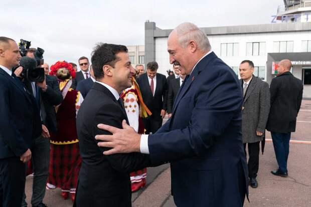 МИД Белоруссии обещает бандеровской Украине вечную дружбу