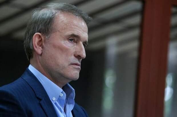 Суд в Киеве поместил Медведчука под домашний арест