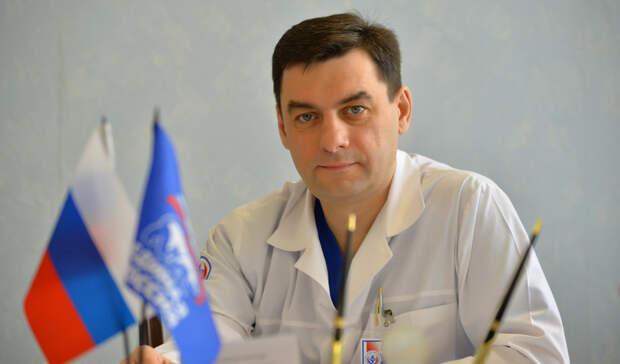 Вадим Бережной: партийные проекты решают конкретные проблемы омичей