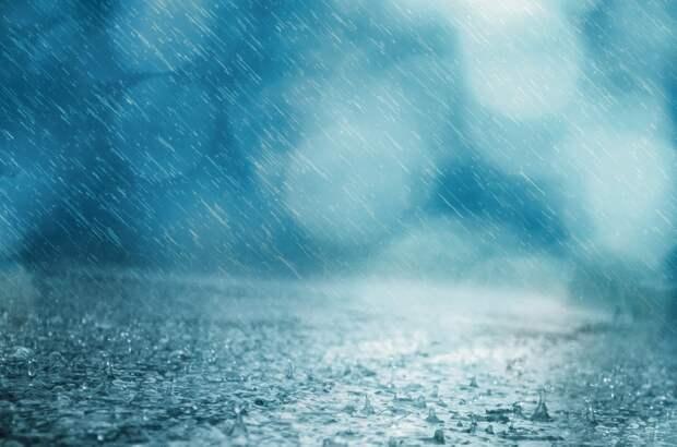 В Рязанской области выпустили метеопредупреждение о грозе и граде