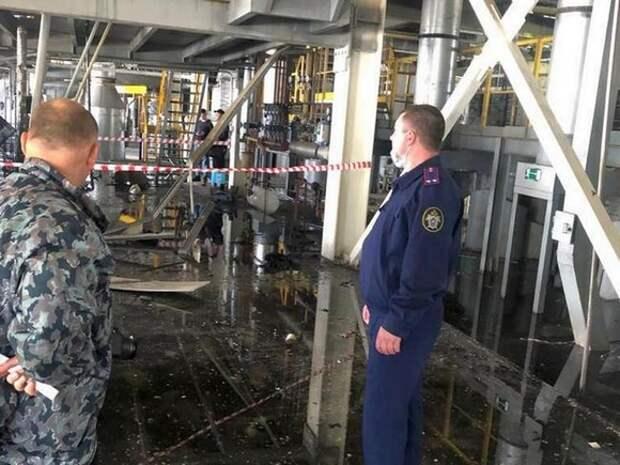 При взрыве на оренбургском заводе НМЖК погиб работник и еще двое тяжело пострадали