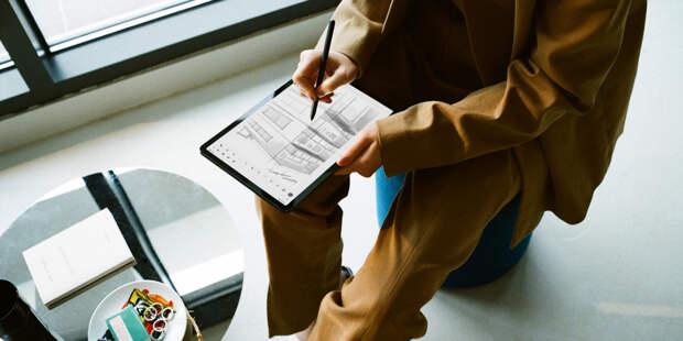 5 причин, почему вам нужен планшет