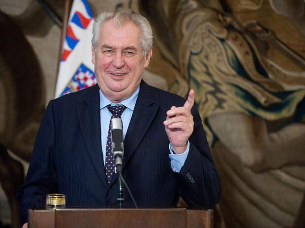 Новая версия президента Земана о взрывах в Врбетице возмутила премьера Чехии