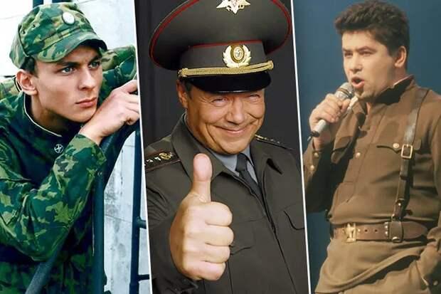 Ненастоящий полковник: звезды, которые «играют в войну», но не служили вармии
