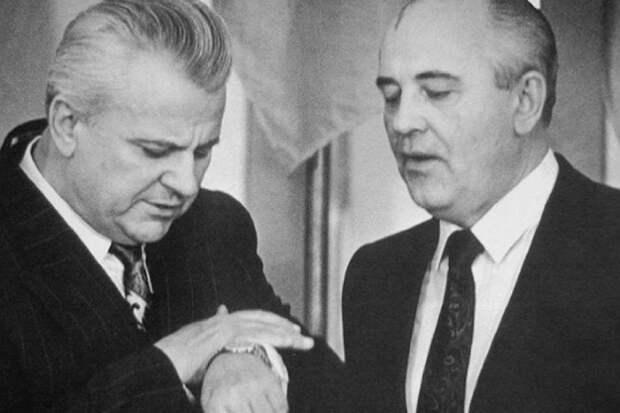 Соратник Горбачева назвал решающей роль Кравчука в распаде СССР