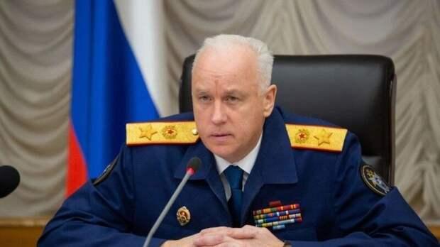 Бастрыкин назначил служебные проверки после инцидента с юношей под Новосибирском