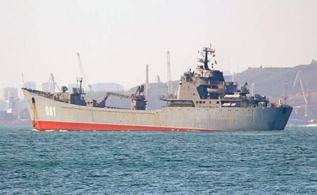 Россия наращивает силы в Сирии перед наступлением правительственных войск