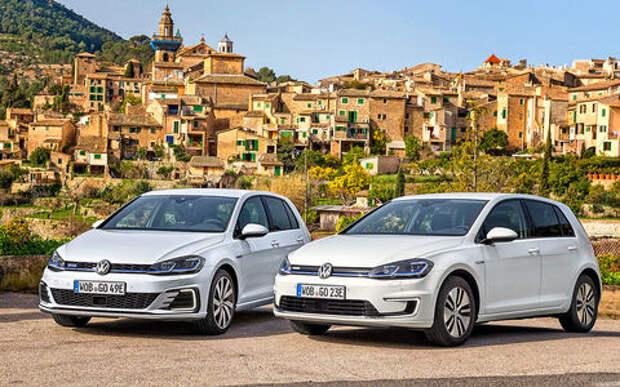 Оператив ЗР: Volkswagen Golf — испытываем редкие версии