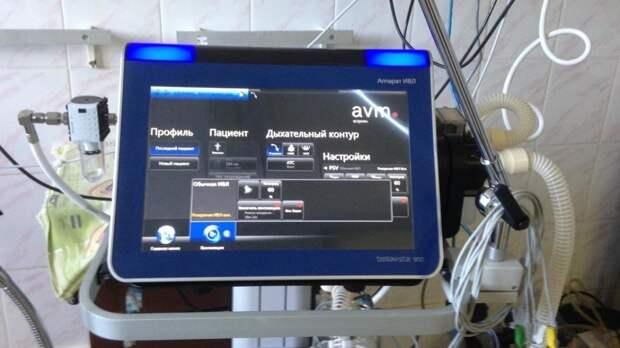 Медики подключили одного из госпитализированных казанских школьников к ИВЛ