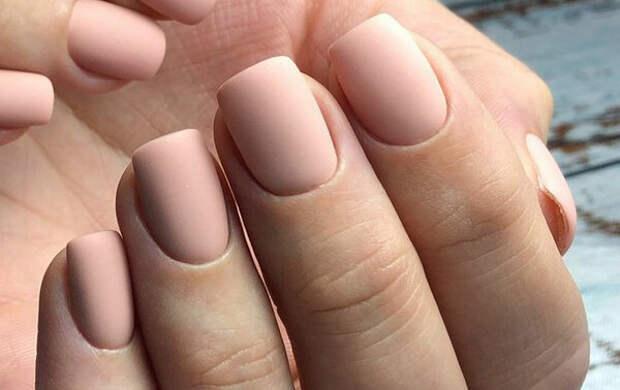 Не беда, что короткие ногти! Сделайте такой маникюр