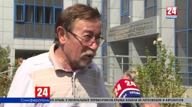 Сергей Аксёнов не имеет серьёзных конкурентов при избрании на пост главы Крыма