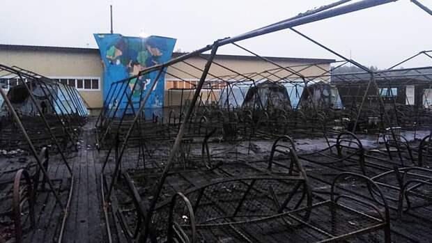 В Свердловской области нашли шесть несанкционированных палаточных лагерей