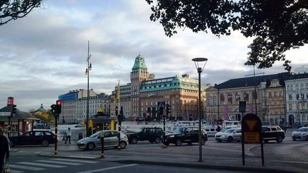 Швеция отказалась выслать российских дипломатов в угоду Чехии