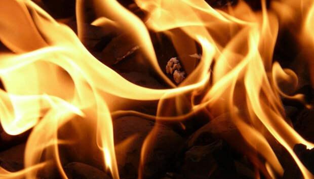 Пенсионер погиб вечером 19 сентября на пожаре под Петрозаводском