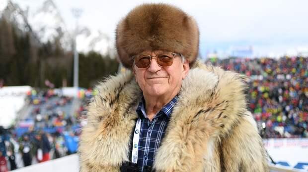 «Когда у руля мошенники, вот до такого докатываемся». Тихонов — о названии сборной России по лыжным видам спорта