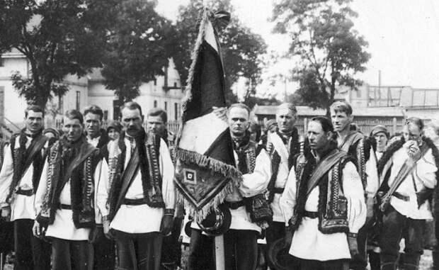 На чьей стороне воевали гуцулы во Второй мировой войне