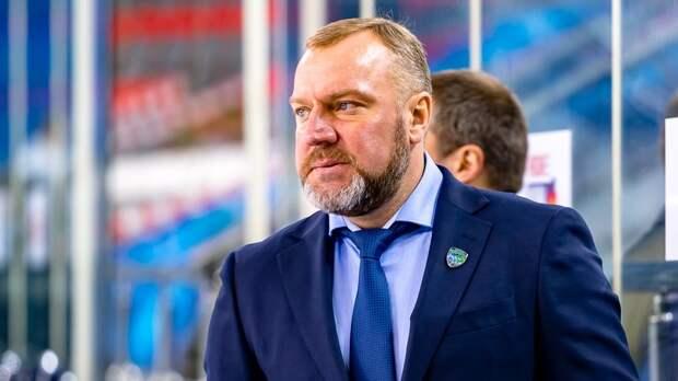 Уроженец Орска Вадим Епанчинцев стал лучшим тренером Высшей хоккейной лиги