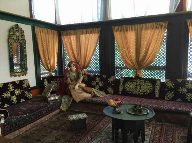 В Ханском дворце появится больше экспозиций после реставрации