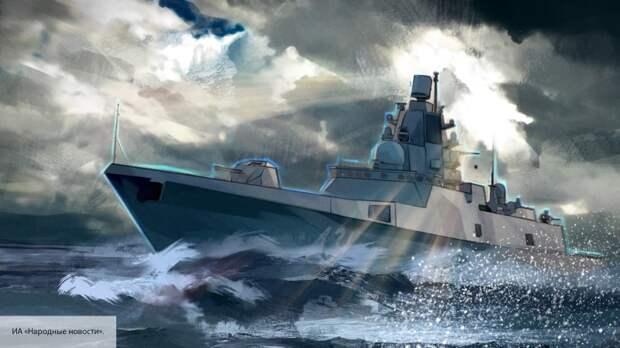 NI: Россия необычно ответила на черноморский маневр корабля ВМС Испании