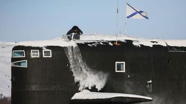 Россия выведет из состава флота легендарные подлодки времен СССР