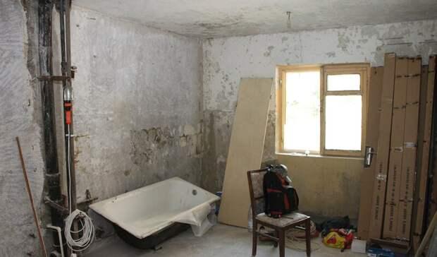 ВСтаврополе отремонтировали затопленную квартиру ветерана ВОВ