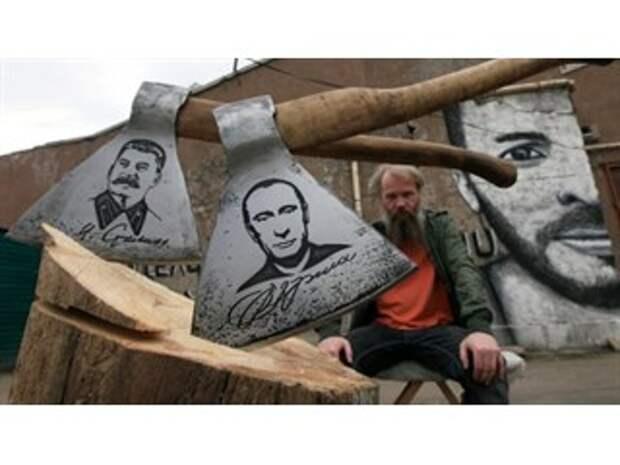 Александр Проханов. Не топором, а пинцетом