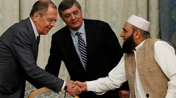 Москва готова приручить новую власть Афганистана