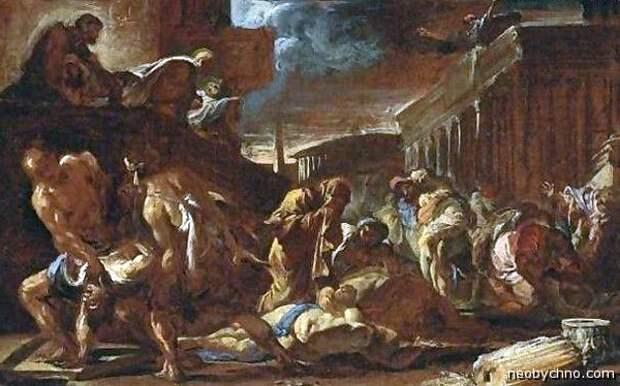 Чума в Афинах при Перикле