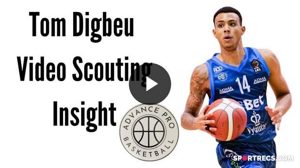 Tom Digbeu - Video Scouting Insight