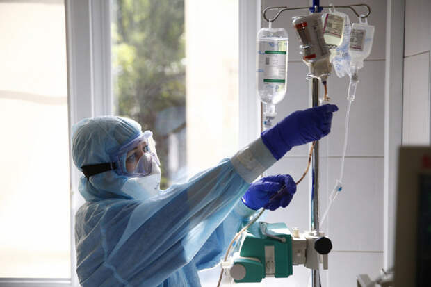 В Краснодарском крае умер пациент с COVID-19