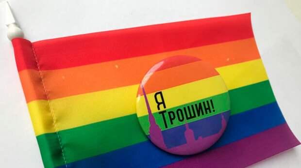 Сергей Трошин, или Как ЛГБТ рвется во власть в одной упряжке с либшизой