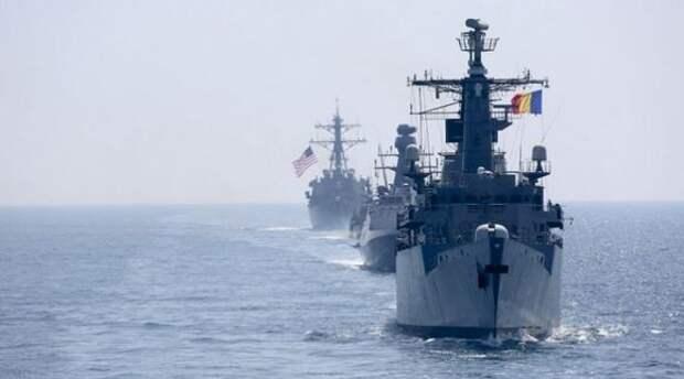 «Они не остановятся». Чего России ждать от НАТО в Черном море
