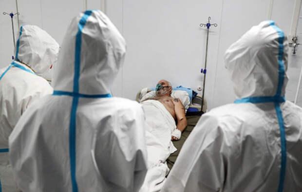 Коронавирусом в России заболели еще 8380 человек