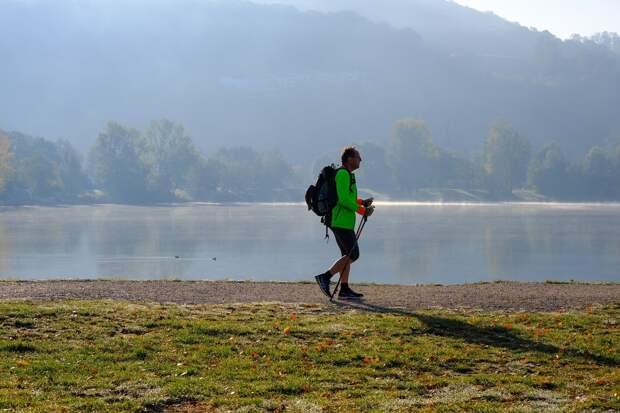 Двое жителей Удмуртии попробуют установить мировой рекорд по северной ходьбе