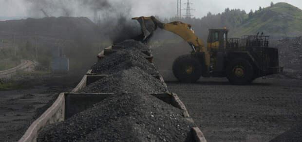 Европа подсела на уголь