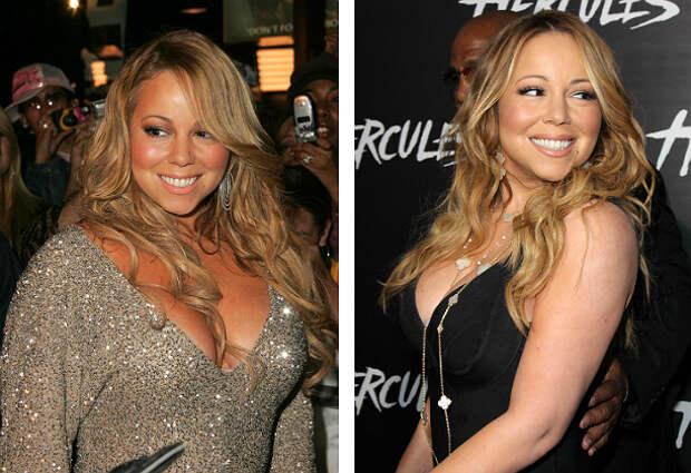 10 звезд, которые похудели после 40 лет