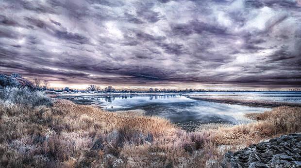 Озеро рядом с Припятью. Фото: Vladimir Migutin.