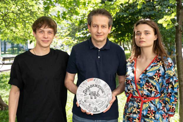 Глеб Калюжный исполнит главную роль в продолжении подростковой мелодрамы «14+»