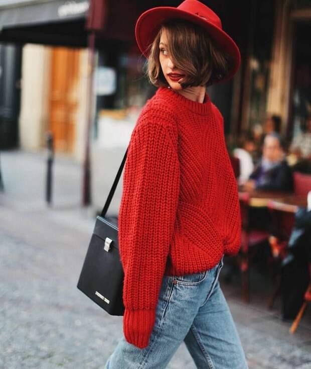 Как выбрать свитер, чтобы он выглядел стильно и не скатался