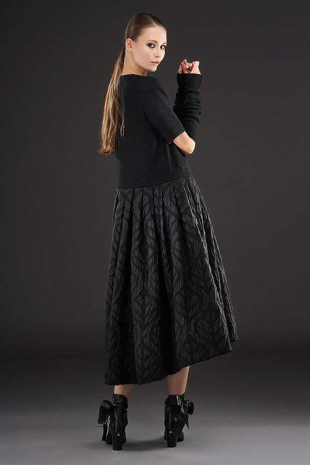 Мода по - русски --  Татьяна Котегова. Коллекция осень - зима 2016-2017
