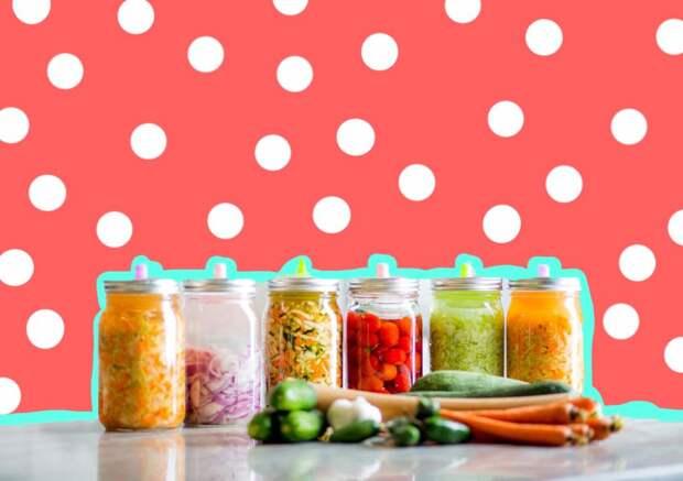 С заботой о здоровье: польза и вред ферментированных продуктов
