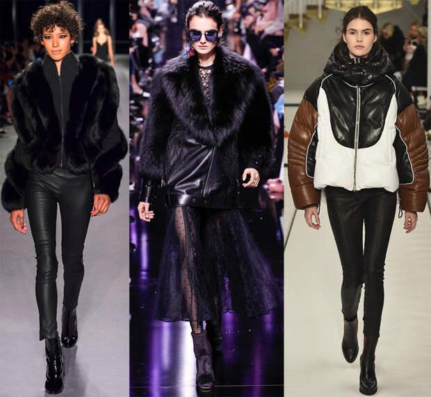 Красивые женские куртки