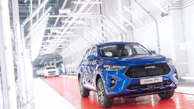 Haval схлестнется с Hyundai и kia в России. Раскрыта стратегия лидерства китайца