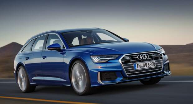 Audi намекает, что появится электрический A6 Avant