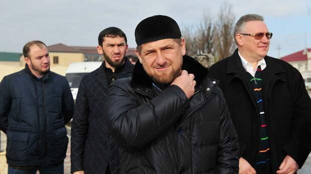 Кадыров пригрозил арестом Трампу и Меркель