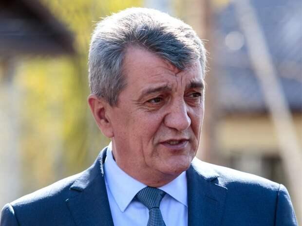 Сергей Меняйло отреагировал на введение против него санкций Евросоюза